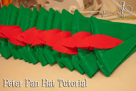 How To Make A Robin Hat Out Of Paper - pan hat tutorial sew in harmony
