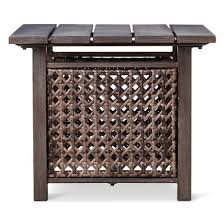 rubbermaid patio table target