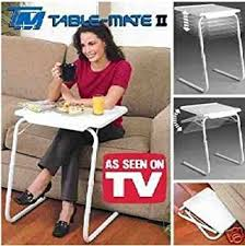 table mate tv tray new table mate tv dinner laptop tray adjustable folding table desk