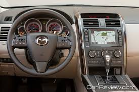 mazda 2011 2011 mazda cx 9 interior car reviews and news at carreview com
