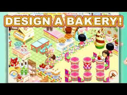 Home Design Story Game On Computer Bakery Story Android Apps On Google Play