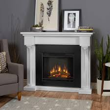 lifesmart life zone series 29 in infrared electric fireplace in