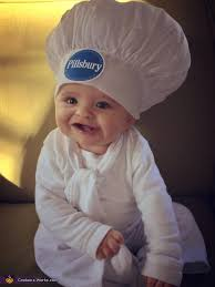 Charlie Brown Infant Halloween Costume Pillsbury Doughboy U0026 Baker Baby Costume Halloween Costume