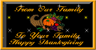 Happy Thanksgiving Family From Our Family To Your Family Happy Thanksgiving Pictures Photos