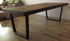 Kitchen Island Legs Metal by Metal Kitchen Table Legs Part 30 Irvine Dining Table Shown In