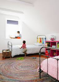 Pottery Barn Round Rug by The Kids Stay In The Picture July August 2014 Lonny