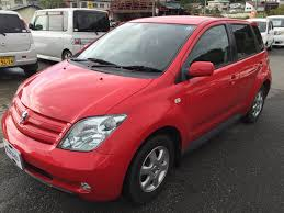 used toyota ist 2003 best price for sale and export in japan