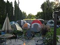 Backyard Camping Ideas Family Camping Test The Waters In Your Own Backyard Family Camping