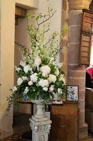 Church Flower Arrangements Pedestal Church Flower Arrangements Mills In Bloom Florists And