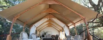 Tent Building Home Rainier Wall Tents