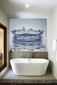 painting bathroom walls ideas bathroom wall paint designs bathroom picture of blue and black sea