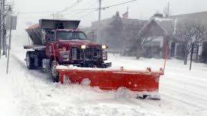 notice of endicott winter parking in effect