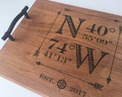 engraved tray engraved tray etsy