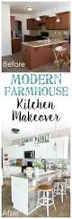 Updated Kitchens by Best 25 Farmhouse Kitchen Diy Ideas On Pinterest Updated