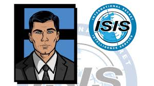 archer cartoon this is how fx u0027s u0027archer u0027 will drop the isis name in its season