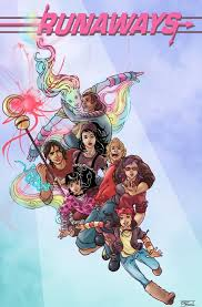 Marvel Runaways The 6 Best - 228 best the runaways images on pinterest marvel comics comic