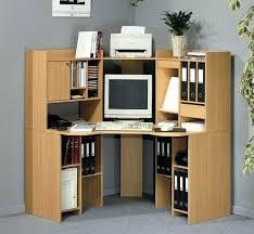 Corner Style Computer Desk Corner Style Computer Desk Solid Mission Tandemdesigns Co