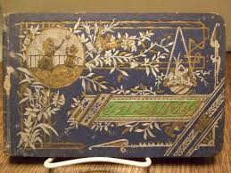 antique photo album 75 best autograph albums images on autograph
