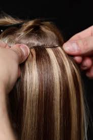 Double Weft Hair Extensions by Weft Hair Extensions Hair Extensions Melbourne