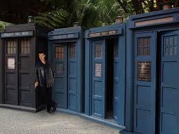 Tardis Interior Door Doctor Who A History Of The Tardis Box Prop And Its