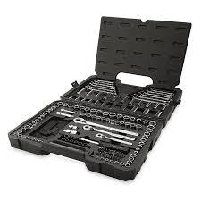 craftsman 165 pc mechanics tool set 38165 hand tool sets