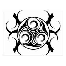 circle tattoo design cards invitations greeting u0026 photo cards