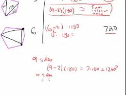 100 angles of polygons worksheet answers 36 best πολυγωνα