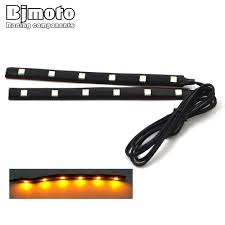 Amber Led Strip Lights online buy wholesale motorcycle led strip turn signals from china