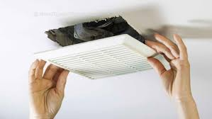 where do bathroom fans vent to how to buy replace a bathroom fan home tips for women