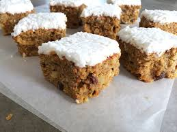 recipe healthy carrot cake