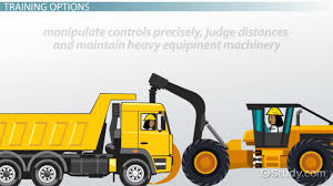 requirements for a heavy equipment license