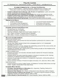 Resume Samples Higher Education Administration by Resume Template For High Graduate