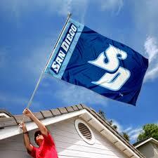Vanderbilt Flag Amazon Com Usd Toreros Large 3x5 College Flag Sports U0026 Outdoors