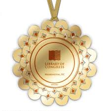 compass 2016 annual ornament library of congress shop