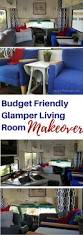 glamper living room makeover on a budget my thrifty house