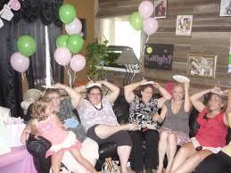 photo coed baby shower games image