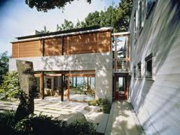 modern hillside home plans hillsidehome plans ideas picture