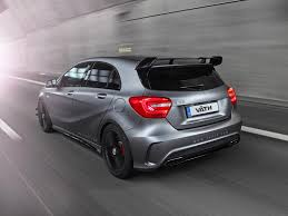 mercedes a class 45 amg mercedes a 45 amg tuned by vath to 425 hp autoevolution