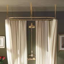Oval Shower Curtain Rail Australia Oval Shower Curtain Rod Curved Chrome Shower Curtain Rod