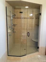Niagara Shower Door by J U0026 A Glass Custom Shower Glass Frosted Tinted Clear Shower