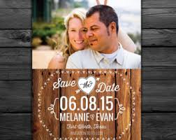 Rustic Save The Dates Rustic Save The Date Cards Country Mason Jar Shaped Cards