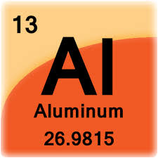 is aluminum on the periodic table aluminum facts atomic number 13 or al