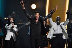 lionel richie home grammys 2016 john legend demi lovato meghan trainor perform
