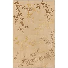Area Throw Rugs Home Decorators Collection Chaparral Beige 8 Ft X 11 Ft Area Rug