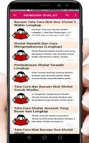 tutorial sholat dan bacaannya download surat yasin do a dzikir juz amma panduan sholat apk latest