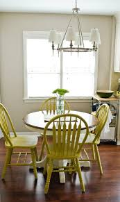 Table And Chairs Kitchen by Best 25 Oak Table And Chairs Ideas Only On Pinterest Refinished