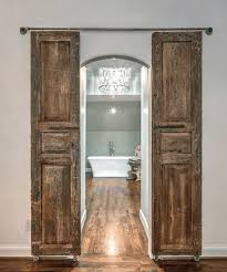 awesome old barn door ideas with beautiful barn door decorating