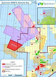 Barents Sea Map New Western Barents 3d Multi Client Seismic Survey Acquisition