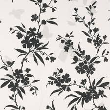 Allen Roth Wallpaper by Colours Paste The Wall Vogue Black U0026 White Wallpaper Departments
