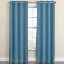 Navy Blue Blackout Curtains Curtains Room Darkening Curtains Living Room Curtains At